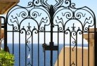 Bega Wrought iron fencing 13