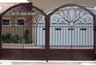 Bega Wrought iron fencing 2